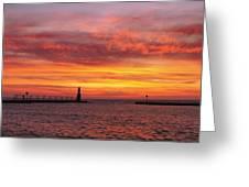 Sunrise Of Hope Greeting Card