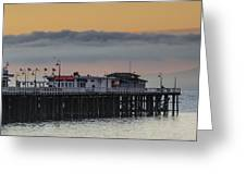 Sunrise On The Bay Greeting Card by Bruce Frye