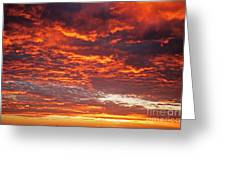 Sunrise Over Ireland Greeting Card