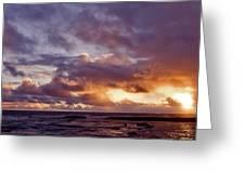 Sunrise Splendor Greeting Card