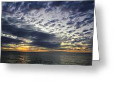 Sunset Beach Hawaii Greeting Card