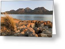 Sunset Coast Greeting Card