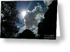 Sunshine 1 Greeting Card