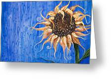 Sunshine After The Rain Greeting Card