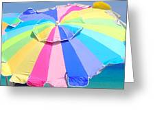 Sunshine And  Rainbows Greeting Card