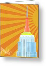 Sunshine City Greeting Card