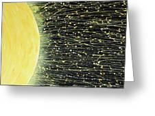 Sunstroke Greeting Card