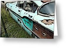 Super Chevy II Greeting Card