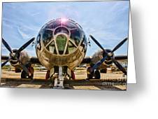 Super Fortress Greeting Card