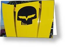 Superhero Carhod Greeting Card