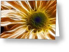Supernova Greeting Card by Adam Romanowicz