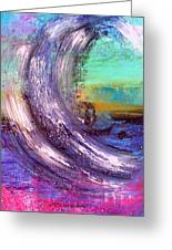 Surf Is Up Greeting Card