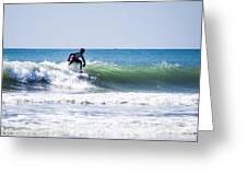 Surf Series 25 Greeting Card