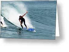 Surfer 1 Greeting Card
