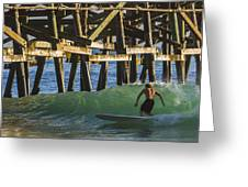 Surfer Dude 1 Greeting Card