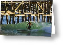 Surfer Dude 3 Greeting Card