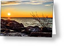 Surprise Sunrise Greeting Card