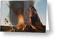 The Cathedral Greeting Card