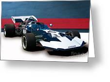 Surtees Ts8 F5000 Greeting Card