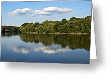 Susquehanna River Greeting Card by Christina Rollo