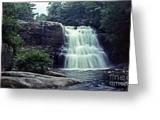 Swallow Falls  Greeting Card