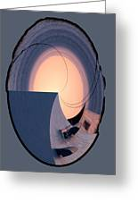 Swallowtail Lighthouse Fantash Greeting Card