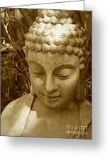 Sweet Buddha Greeting Card