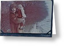Sweet Remembers. My Mother And By The Grace Of God - Dauphin Of Viennois Greeting Card