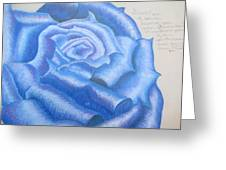 Sweet Roses Be Greeting Card
