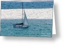 Sweet Sail Greeting Card
