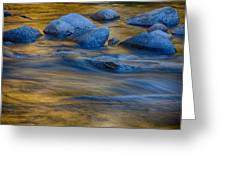 Swiftriver Reflections Greeting Card