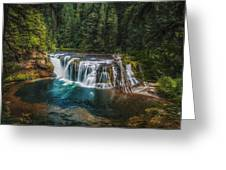Swimming Hole Greeting Card