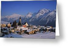 Switzerland Greeting Card