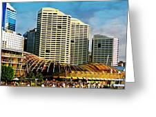 Sydney 4 Greeting Card
