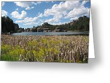 Sylvan Lake Greeting Card