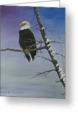 Symbol Of Freedom Greeting Card