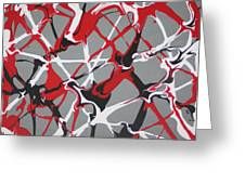 Synapse 3 Greeting Card