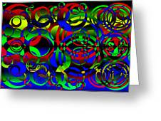 Synchronicity 1 Greeting Card