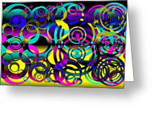 Synchronicity 2 Greeting Card