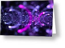 Synchrotron Greeting Card