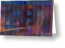 Synthesis 3 Greeting Card