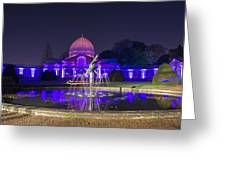 Syon House All Lit Up Greeting Card