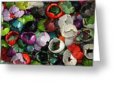 Tagua Nut Bracelets Greeting Card