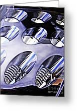 Tail Light Detail Greeting Card