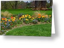 Take A Deep Breath Of Springtime Greeting Card