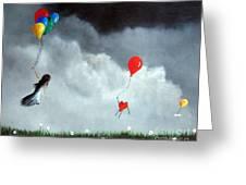 Take Us Home By Shawna Erback Greeting Card