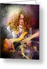 Tal Wilkenfeld Greeting Card