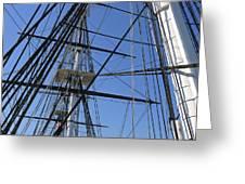 Tall Ship I Greeting Card