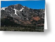 Tallac Cross Greeting Card