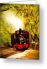 Talyllyn Railway 2 Greeting Card